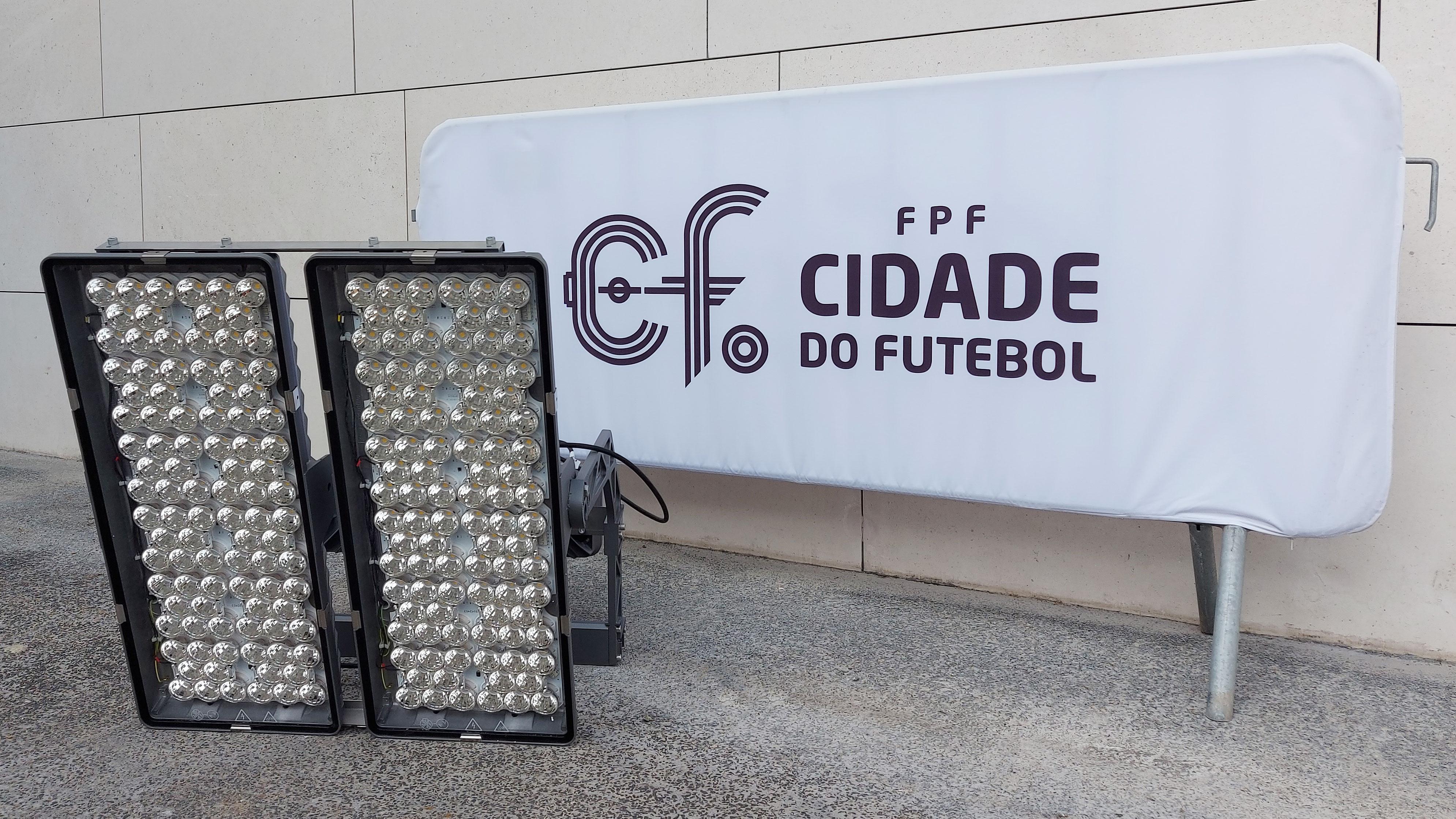 dael_industria_metalurgica_lda-DAEL na Cidade do Futebol